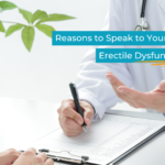 Patient Speaking to Doctor About Erectile Dysfunction (ED)